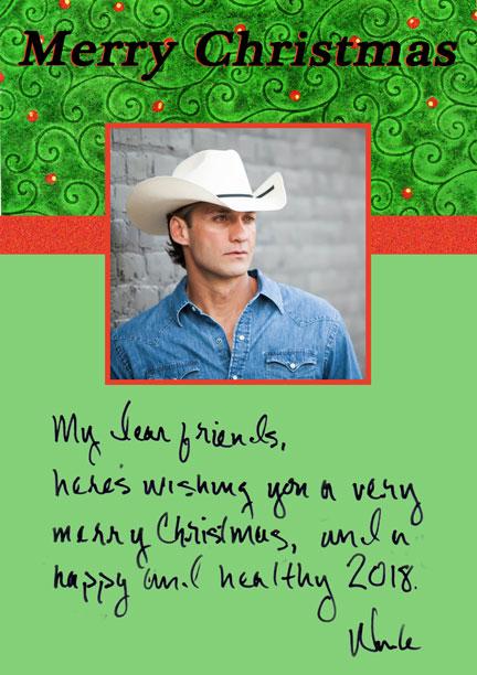 Wade Christmas Card 2017