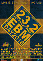 23.3 International EBM day @ De Casino - St-Niklaas - B