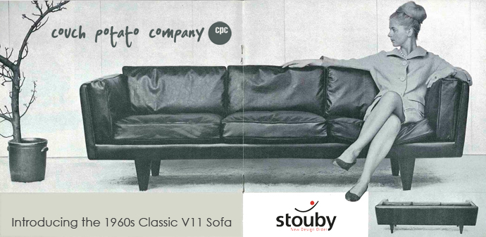 Admirable Introducing The 1960S Classic V11 Sofa Download Free Architecture Designs Scobabritishbridgeorg