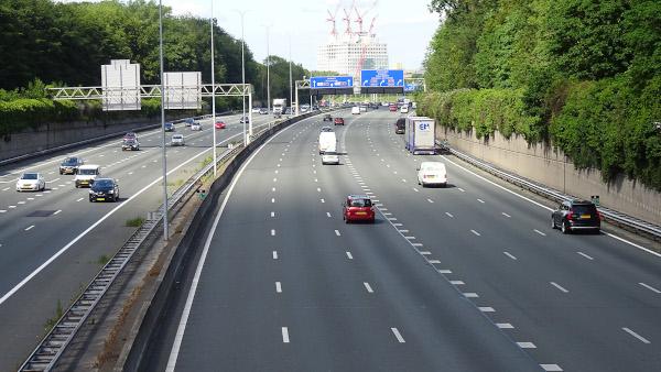 Bak van de A27 door Amelisweerd, juni 2020