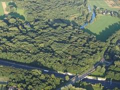 Markiezenbos, Nieuw Amelisweerd, door Cor van Angelen