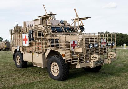 Ridgeback Ambulance