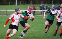 CMCA(UK) Sponsor Drybrook Rugby FC