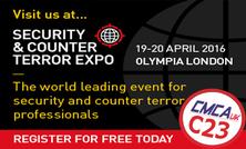 Security & Counter Terror Expo 2016