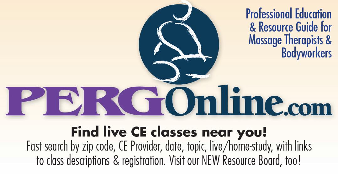 PERG Online Logo