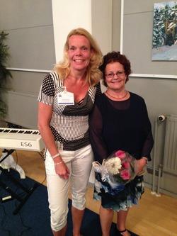 Esther met Lucy Miller
